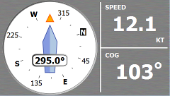 Wind Direction Screen